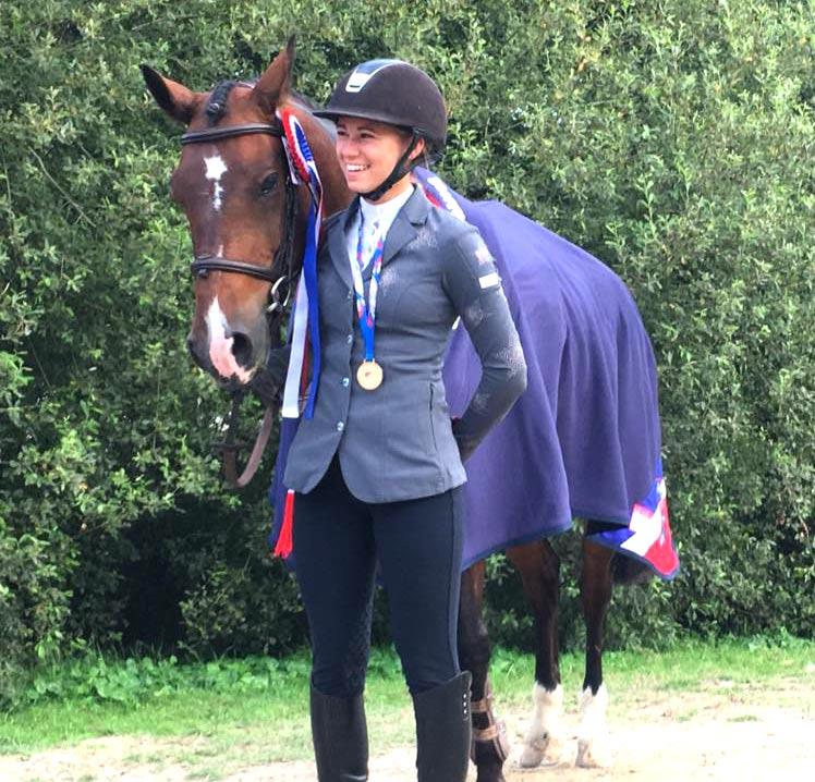 équitation sportive